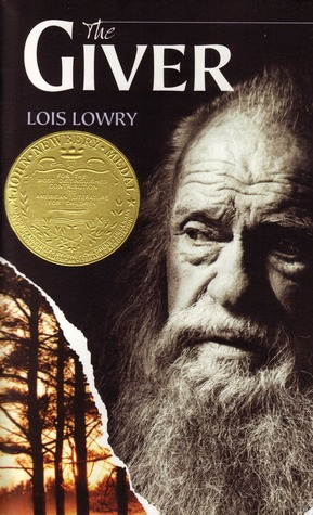 The Giver by Lois Lowry, 3/5