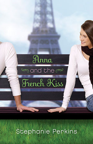 Anna and the French Kiss by Stephanie Perkins, 5/5