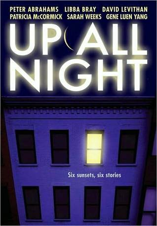 Up All Night: A Short Story Collection edited by Laura Geringer, 4/5
