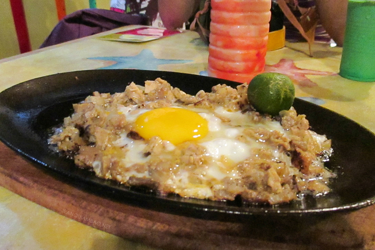 Pork Sisig | Endless Summer Cafe