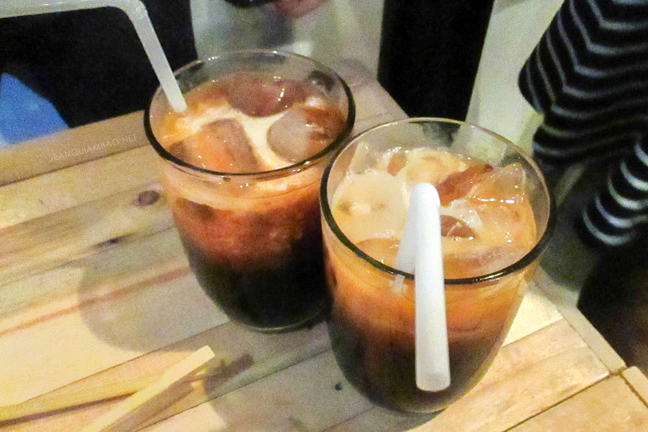Thai Iced Tea | Me Love You Long Time