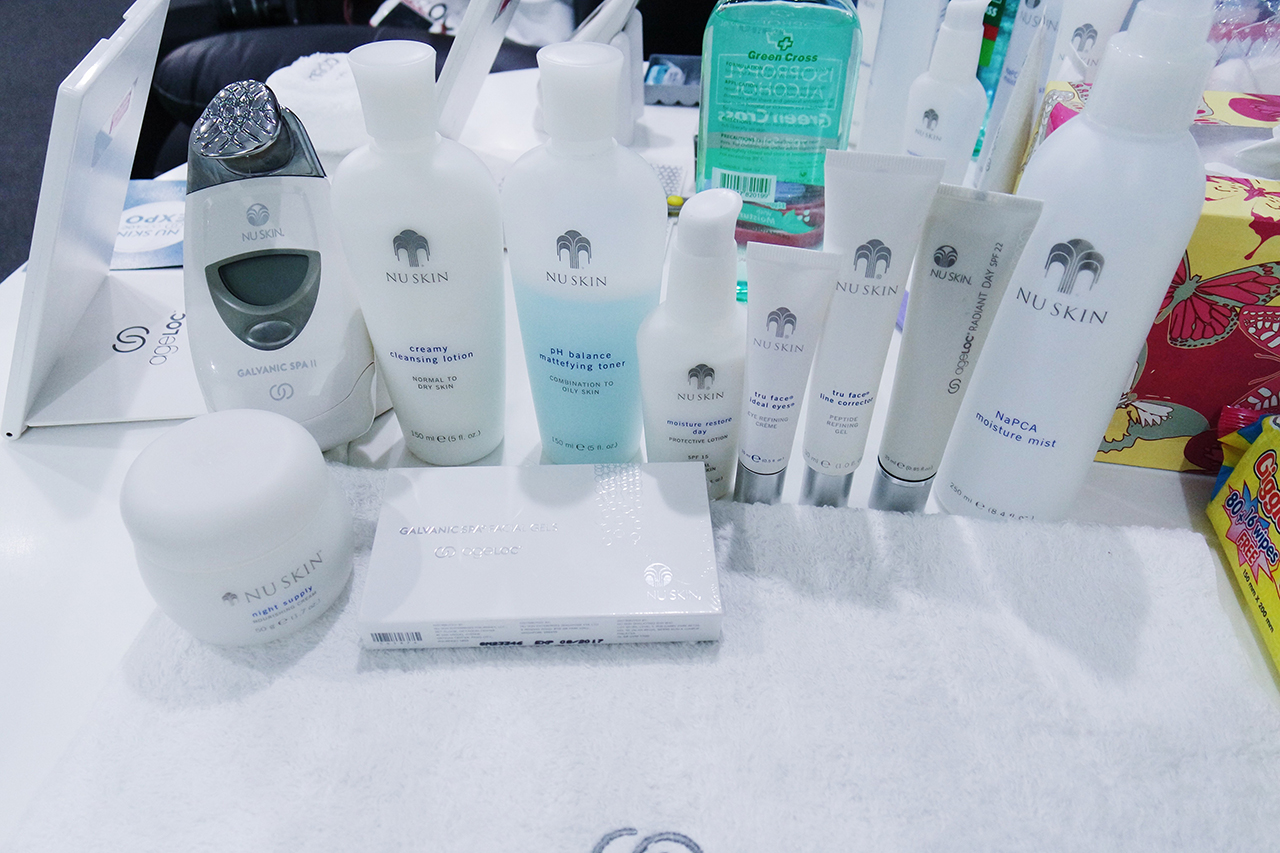 Nu Skin Skin Care Products