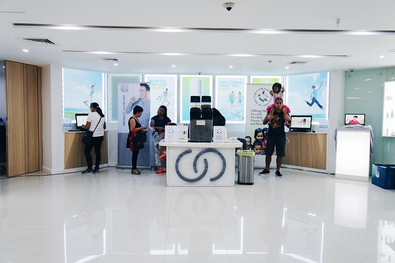 Nu Skin Sales Office / Distributor Hub