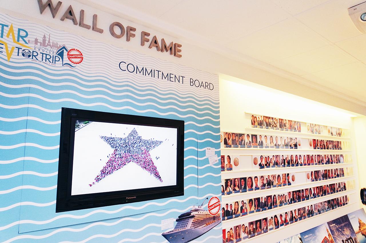 Nu Skin Wall of Fame