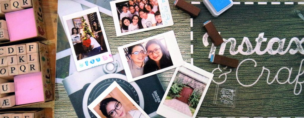 Instax and Crafts cover